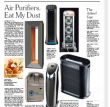 Air Purifier Round-Up
