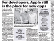 Developers Still Flock to Apple First