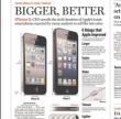 New iPhone: Bigger, Thinner, Wider, Faster