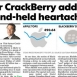 Analyzing the Fall of the BlackBerry