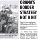 Poll: Most Americans Unhappy With Obama's Handling of Border Crisis