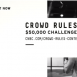 Crowd Rules $50,000 Challenge
