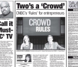'Crowd Rules' Gets Three Stars