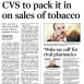 Opinion: Other Pharmacies Will Follow CVS' Lead on Cigarettes
