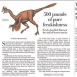 """Chicken from Hell"" Dinosaur Discovered"