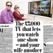 New TV Technology May Be a Marriage Saver