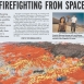 Tracking Wildfire Risk From Space