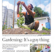 New Crop of Gardeners: Young Guys
