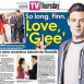 Glee Says Goodbye to Cory Monteith