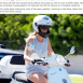 VIDEO: Gwyneth Paltrow Narrowly Avoids Moped Accident