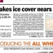 Great Lakes Approaching Record for Ice Cover