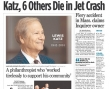 Lewis Katz Remembered by The Inquirer