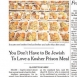 Kosher Meal Requests Overwhelming Prisons