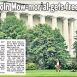 South Carolina Man Mows Lawn at Lincoln Memorial