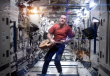 VIDEO: Commander Hadfield to Ground Control