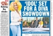 Idol's Minaj-Carey Matchup a Diva Showdown