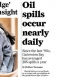Oil Spills in Galveston Bay Happen Nearly Every Day