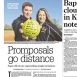 "New Trend: Elaborate ""Promposals"""