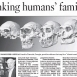 Scientists Question Humans' Family Tree