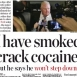 Toronto Mayor Admits Crack Use; Won't Step Down