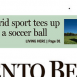 Latest Sports Craze: FootGolf