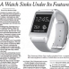Tech Review: Samsung's New Smartwatch