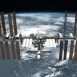 Space Station Shows Its Age