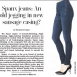 Spanx Jeans: Stretching the Limits of Slimming Products?