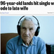 96-Year-Old Man Hits Billboard Hot 100