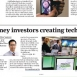 Few Investment Options Fueling Tech Bubble