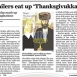 Retailers Embrace Thanksgivukkah