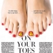 How to Keep Your Toes Safe During a Pedicure