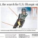 Vonn's Absence Leaves USA Devoid of Olympic Stars
