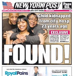 Missing Child Found Alive After 23 Years | Pat's Picks