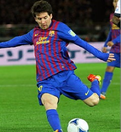 essay about lionel messi in afrikaans