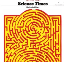 The New York Times Dedicates Its Entire Science Section To Puzzles And Of This Morning I Especially Enjoyed Profile A Guy Who