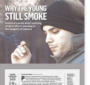 why people still smoke essay Learn how nicotine changes your brain and what makes you feel like you need to  smoke.